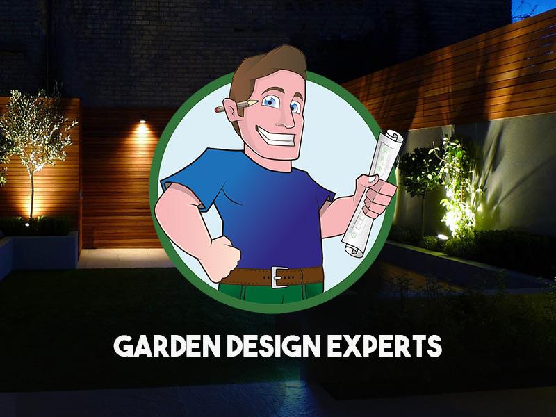 garden design logo