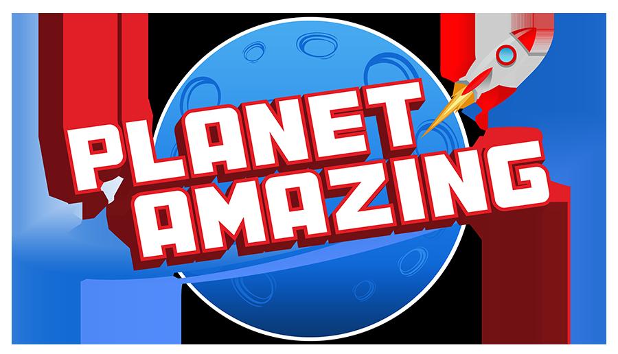 Planet Amazing Web Design Manchester