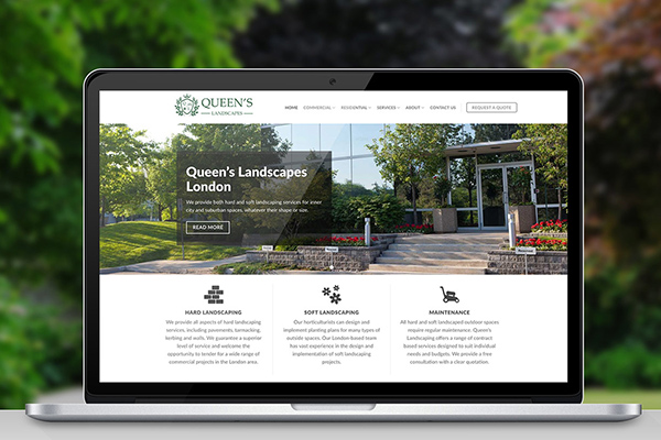 web design case study